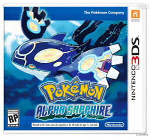 Alpha Sapphire & Y
