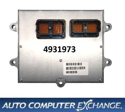 2007 DODGE RAM TRUCK 5.9L CUMMINS DIESEL 2500 3500 Engine Computer ECM ECU M/T