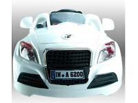 Kids ride on Audi remote controlled toy car (6V battery)