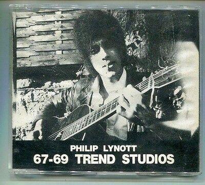 Philip Lynott 67 69 Trend Studios Nightlife Cd N 052 Scarce 5 Songs Thin Lizzy