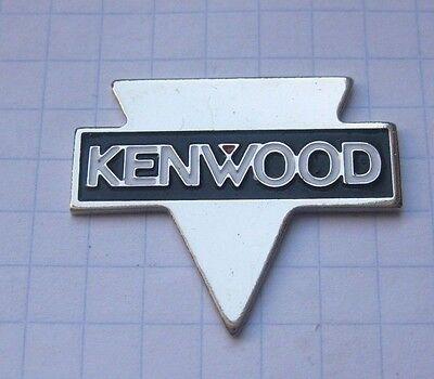 KENWOOD / HIFI / LOGO   ................Unterhaltung.Pin (112h)