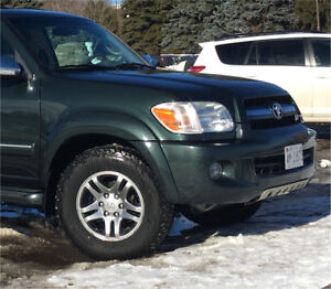 WANTED: Rims for Toyota Sequoia 2017
