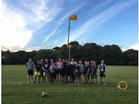 Korfball - a fun, social mixed-sex sport!