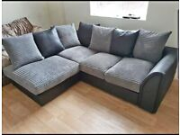 Offer your choice ❄️BRAND NEW❄️ BYRON JUMBO CORD Corner Sofa And 3+2 Seater Sofa AVAILABLE NOW