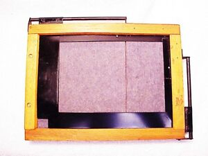 1920-039-S-Cherrywood-Printing-Frame-Suitable-for-Picture-Display-Needs-Glass