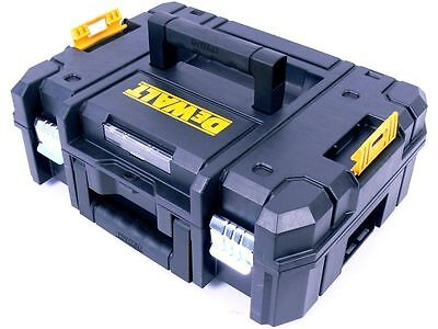 DeWALT TSTAKII TSTAK II bzw. DWST1-70703, Werkzeug  - Box stapelbar  genial
