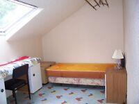 two double room close to city, including bills
