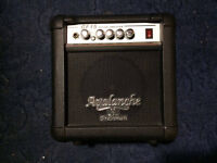 Used Amplifier with wire connect to guitar