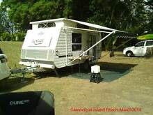 GAZAL INFINITY POP-TOP CARAVAN-PRICE REDUCED FOR QUICK SALE Southside Gympie Area Preview