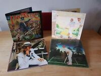 X3 elton john lps immaculate order