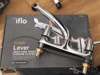 New Iflo Classic Lever Mixer Tap