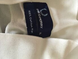 XL Fred Perry Polo Shirt