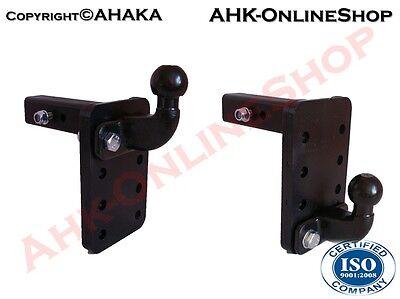 Anhängerkupplung für US Fahrzeuge - Höhenverstellbar ISO 50 Anhängevorrichtung