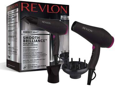Revlon RVDR5251 Perfect Heat Smooth Brilliance Secador de pelo eléctrico AC2000W