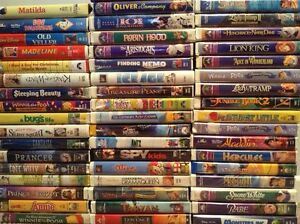 A how-to for selling vhs tapes