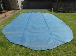 Solar pool blanket and roller Nuriootpa Barossa Area Preview