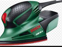 Bosch PSM 80A Multi sander.