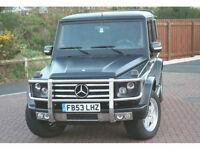 2003 Mercedes-Benz G55 AMG LHD