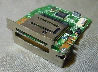 Canon Pixma MP170 Color Inkjet Printer Media Card Reader QK1-1898-02 QM2-3211