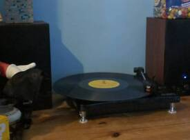 Ion Compact Record Player