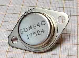 Transistor BDX64C ( x2pcs ) [M3-BX] - <span itemprop='availableAtOrFrom'>Wroclaw, Polska</span> - Transistor BDX64C ( x2pcs ) [M3-BX] - Wroclaw, Polska