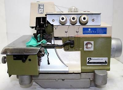 Rimoldi 527 Overlock 1-needle 3-thread Italy Industrial Sewing Machine Head Only
