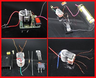 15kv Step-up High Voltage Inverter Generator Arc Cigarette Lighter Coil Module