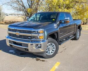 2017 Chevrolet SILVERADO 2500HD LTZ *Leather *NAV *Heated Seats