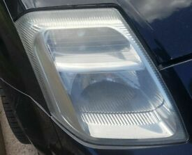 Citroen C2 Right Side Headlight 2007