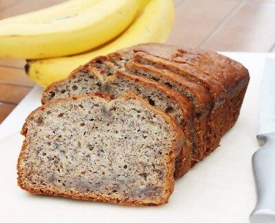 My Grandmas Secret Banana Bread Recipie