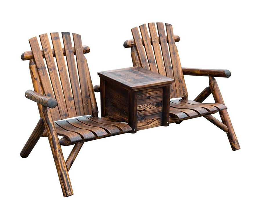 Diy outdoor wood furniture plans for Diy wooden garden furniture