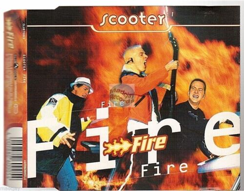 Scooter fire cd maxi