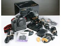 Canon 1Ds Mk111 full frame professional Digital Camera.