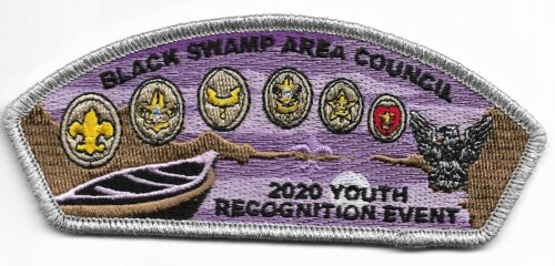 BLACK SWAMP AREA COUNCIL * 2020 YOUTH RECOGNITION EVENT CSP * OHIO * 125 MADE