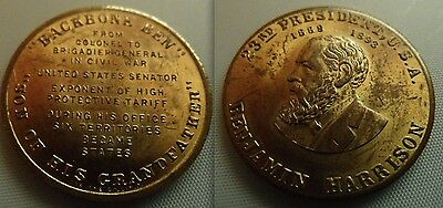 Collectable Benjamin Harrison 23rd President of the United States