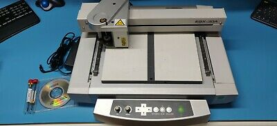 Roland Egx-30a Desktop Rotary Engraving Machine