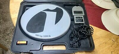 Inficon Wey-tek Refrigerant Scale 220kg 100lb