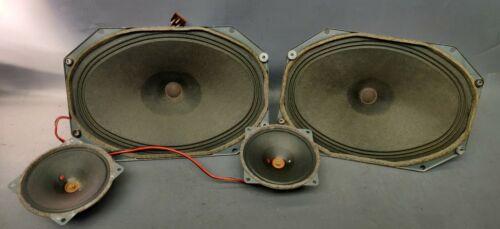 Lautsprechersatz für Nordmende Tannhäuser   F330 Stereo 4,5Ω   z