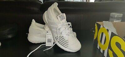 New White Adidas Pure boost Pure Boost HD Men 7.5 Women 9