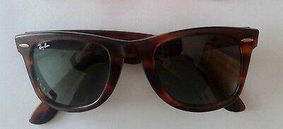 occhiali ray ban anni 80