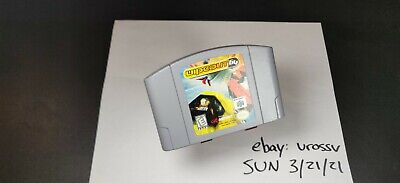 Wipeout 64   N64 Game Collection Sale   51 of 53