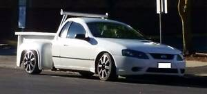 Ford Falcon BA/BF UTE Lowered KING Struts, Front & Rear Springs Kyneton Macedon Ranges Preview