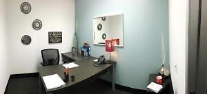 Affordable office space for 1 all-inclusive price!