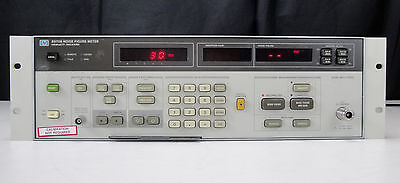 As-is Parts - Agilenthp 8970b Noise Figure Meter 10 Mhz To 1600 Mhz