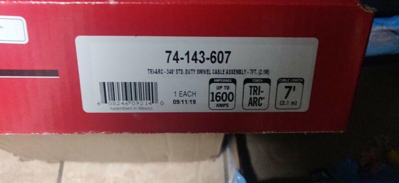 Arcair 74-143-607Swivel Cable
