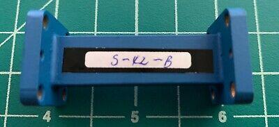 Dorado S-42-b Wr-42 2 Straight Waveguide 18 - 26.5 Ghz