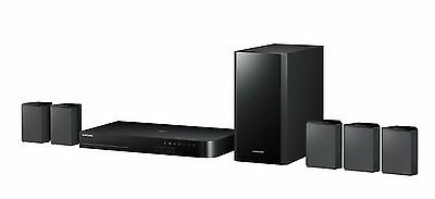 Samsung 5.1 Channel Home Theater System Wireless Surround Sound Blu-Ray Player