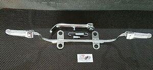 HONDA INNOVA ANF125 FUSSRASTENANLAGE DRIVER FOOTREST STEPS ANF 125