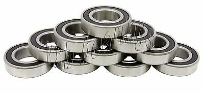 Pack Of 10 R188-2rs 14x 12x 316 R188rs Inch Miniature Radial Ball Bearing