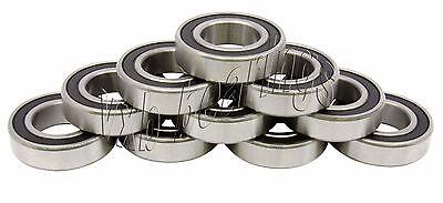 10pcs 693ZZ Miniature Ball Bearings 3*8*4mm Small Double Shielded Ball BearingPV